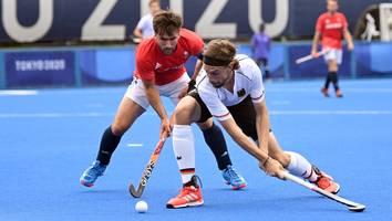 Olympia - Hockey - Deutschland - Niederlande im Live-Ticker: Viertelfinale in Gefahr