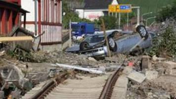 Flutkatastrophe in Rheinland-Pfalz : Zahl der Toten auf 135 gestiegen