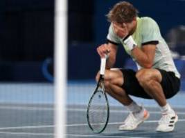Tennis bei Olympia: Zverev jagt die großen Sieger