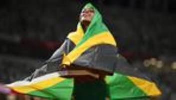 Leichtathletik Olympia: Elaine Thompson-Herah holt Gold über 100 Meter