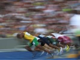 Der 100-Meter-Sprint: Die Faszination für eine verlogene Welt