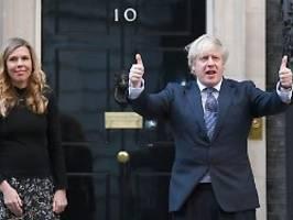 Nach Fehlgeburt: Boris Johnson wird erneut Vater