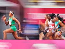 Positiv Stunden vor 100-m-Finale: Topsprinterin unter Dopingverdacht suspendiert