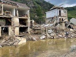 Katastrophenfonds ist sinnvoll: Scholz ist offen für Pflichtversicherung
