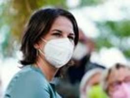 Baerbock hält Benachteiligung von Ungeimpften für legitim