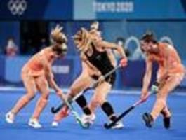 Deutsche Hockeyspielerinnen verlieren 1:3 gegen die Niederlande