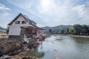 Hochwasserkatastrophe: Experten: Ausmaß der Belastung der Ahr nach Flut noch unklar