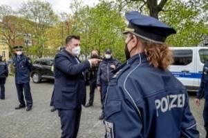 Verwaltung: Deshalb werden bei der Polizei keine Dienstunfälle erfasst