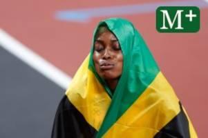 Olympia 2021:  Thompson-Herah gewinnt frostiges Sprint-Finale