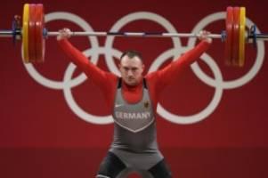 Sommerspiele in Tokio: Gewichtheber Müller Olympia-Siebter - Sieg an Chinesen Lyu