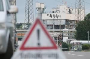 Unfall in Leverkusen: Chempark-Explosion: Abfälle aus Agrar-Chemie-Produktion
