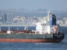 indischer ozean: attacke auf tanker: israel beschuldigt iran
