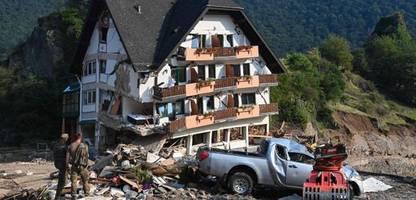 flutkatastrophe: landkreis ahrweiler soll warnung missachtet haben