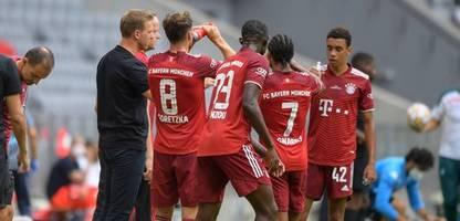 Bundesliga: FC Bayern München unter Trainer Julian Nagelsmann weiter sieglos