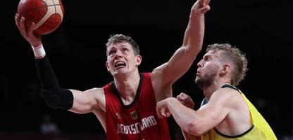 Olympia 2021: Basketballer Moritz Wagner erlebt in Tokio eine emotionale Achterbahnfahrt
