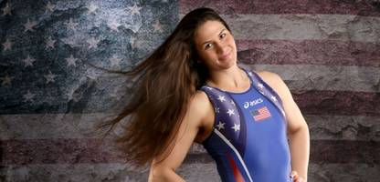 Olympia 2021: US-Ringerin Adeline Gray: Fühlt euch wohl mit euren Maßen!