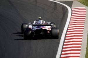 Formel 1 in Ungarn: Hamilton Schnellster vor Ungarn-Quali - Schumacher mit Crash