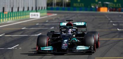 Hamilton holt die Pole Position in Ungarn
