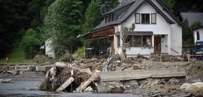 Landkreis Ahrweiler soll Hochwasserwarnungen missachtet haben