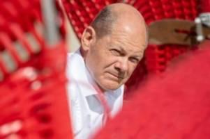Bundestag: Scholz: Kostenpflicht für Covid-Tests rechtzeitig ankündigen