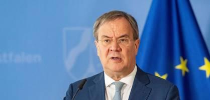 """""""Sicherheit der Ukraine muss Priorität sein"""" – Laschet warnt Russland"""
