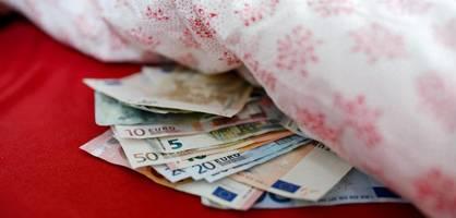 wer in deutschland am meisten bargeld hortet