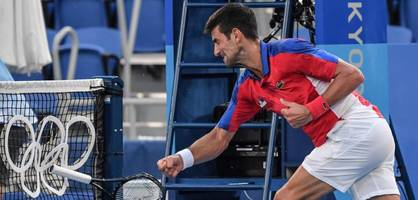 Der unrühmliche Olympia-Abgang des Novak Djokovic