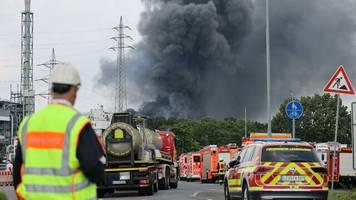 currenta: explosion in leverkusen: abfälle kamen aus agrar-chemie-produktion