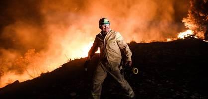 Kampf gegen Brände in der Türkei geht weiter – Hotels erneut evakuiert
