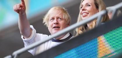 Premierminister Boris Johnson wird wieder Vater