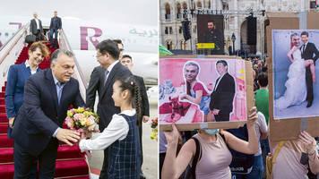 Ungarns China-Connection: Wie weit würde Orbán gehen, wenn der Entzug von EU-Töpfen droht?