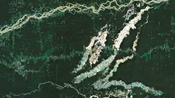 Wirtschaft von oben #117 – Peru: Hier zerstört der illegale Goldbergbau den peruanischen Regenwald