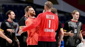 Olympia: Handballer zuversichtlich vor Gruppenfinale gegen Brasilien