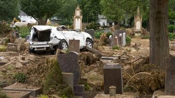 Unwetter   Flut im Kreis Ahrweiler: Schwere Vorwürfe gegen CDU-Landrat