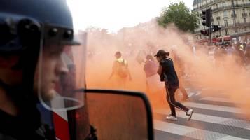 Verletzte bei Corona-Protesten in Frankreich