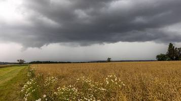 Tief Ferdinand sorgt in Deutschland für unbeständiges Wetter