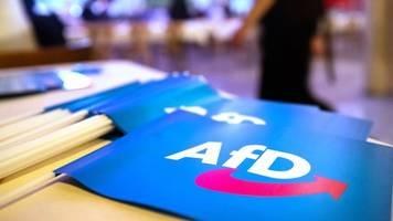 Wahlkampfauftakt der AfD zur Bundestagwahl in Cottbus
