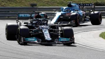 Formel 1: Lewis Hamilton gewinnt Budapest-Quali vor Max Verstappen