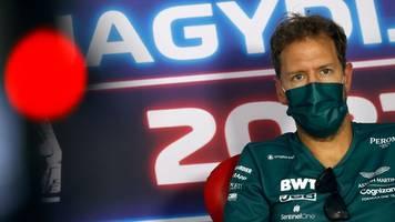 Formel 1 in Ungarn: Vettel,  der Verlobungs-Überraschungsgast
