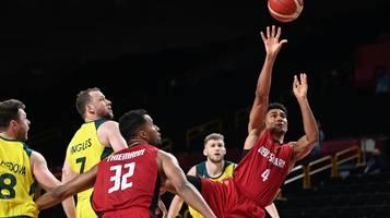 Olympia 2021: DBB-Team verliert deutlich gegen Australien – und muss zittern