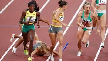 Olympia: Deutsche Mixed-Staffel blamiert - Polen siegt bei Premiere
