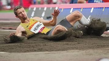 olympia: heinle erreicht tokio-finale der weitspringer