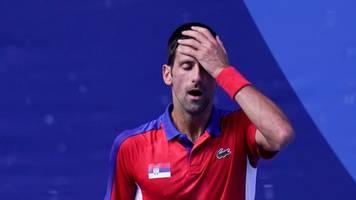 Olympia - Nach Pleite gegen Zverev: Djokovic verspielt auch Bronze
