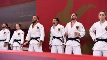 Unfassbar geil – Deutsches Judo-Mixed-Team holt Bronze
