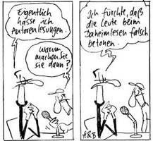 """cartoonisten hauck & bauer: """"unsere figuren leben nicht in entenhausen"""""""