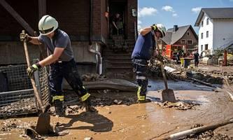 Hochwasser in Deutschland: Offenbar Warnungen missachtet