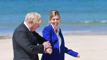 ehefrau erlitt zuvor fehlgeburt - briten-premier im baby-glück: boris johnson wird zum siebten mal vater