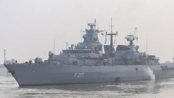 """fregatte """"bayern"""" - deutschland schickt kriegsschiff in region um china, will aber konfrontation vermeiden"""