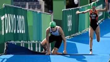 Das war die Olympia-Nacht - Köhler chancenlos über 800 Meter - Drama um deutsches Mixed-Team beim Triathlon