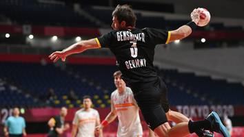 Olympia - Deutschland - Brasilien im Live-Ticker: DHB braucht einen Punkt fürs Viertelfinale